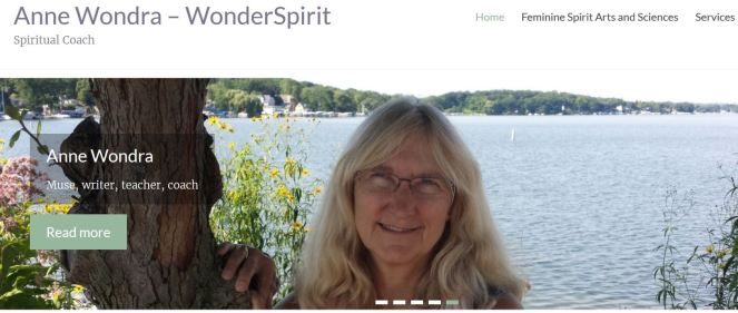 Anne Wondra WonderSpirit, spiritual coach