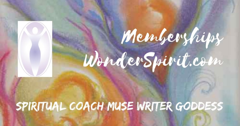 soul self-esteem everyday goddess memberships at Anne Wondra WonderSpirit.com